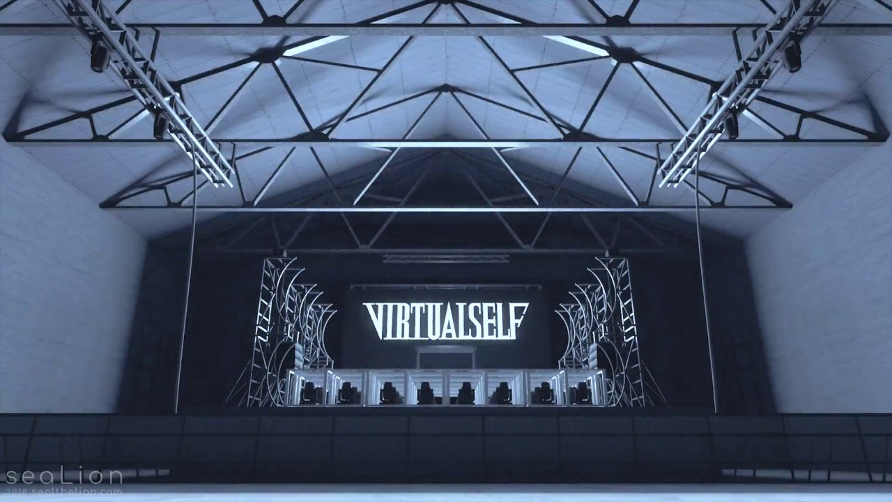 Virtual Self - Utopia (Unofficial Stage Remake / Video Demo)