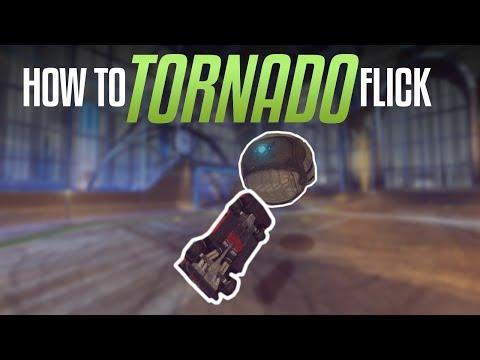 HOW I DO THE ROTATING FLICK (Tornado-Flick Tutorial)