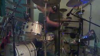 Grateful Dead LOVE IS REAL NOT FADE AWAY Austin Centolella drum cover