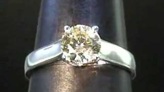 Кольцо с бриллиантом(, 2012-01-28T18:57:11.000Z)