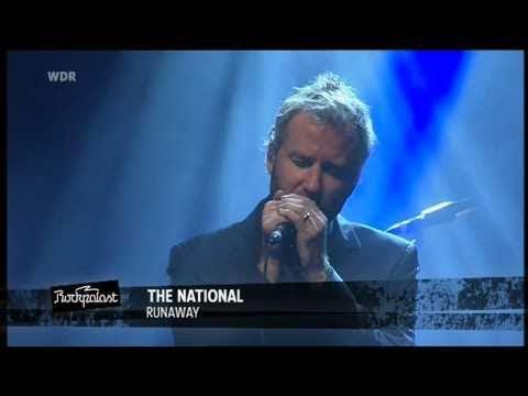 The National - Runaway (Haldern POP Festival, August 14, 2010)