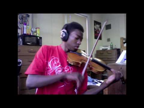 Drake - Find your love (Violin Cover by Eric Stanley)