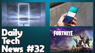 Daily Tech News #32 - Fortnite WorldCup, Oppo Find X, Wind Free AC & More