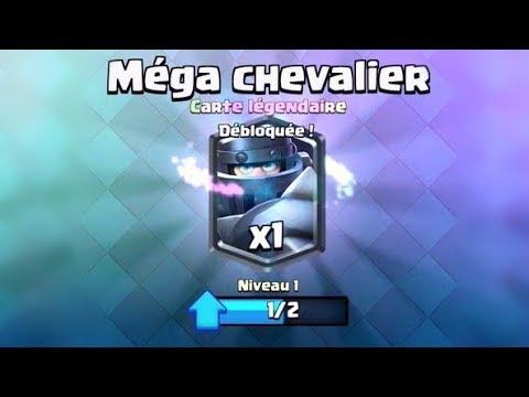 Clash Royale On Explose Le Defi Du Mega Chevalier Meilleur Deck