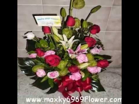กระเช้าดอกไม้ในโอกาสต่างๆ โทร 080-2873229,082-4933370 ส่งฟรีตลอด24ชม.ทุกพื้นที่
