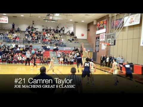 Camren Taylor - 2014 Joe Machens Great 8 Classic Highlights