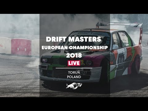 Drift Masters European Championship 2018 - LIVE Finals in To