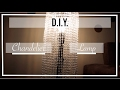 DIY Chandelier Lamp| (Video Marathon)