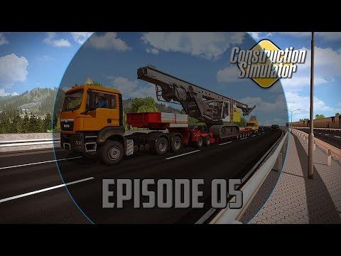 Construction Simulator 2015 - Episode 05