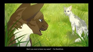 Коты воители- Искра и Коршун(заказ с канала - Rainy)
