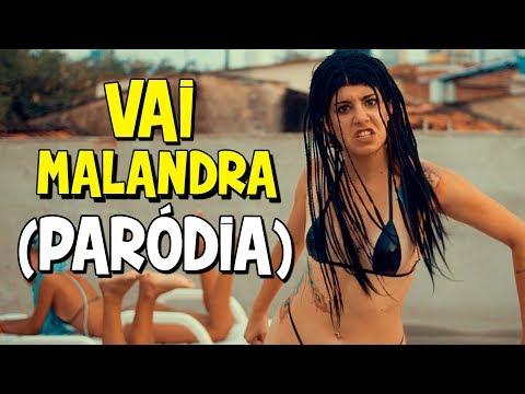 PARÓDIA VAI MALANDRA | Anitta, Mc Zaac, Maejor ft. Tropkillaz & DJ Yuri Martins - Vai Malandra