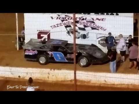 Sportsman Feature @ Tazewell Speedway (7-2-17)