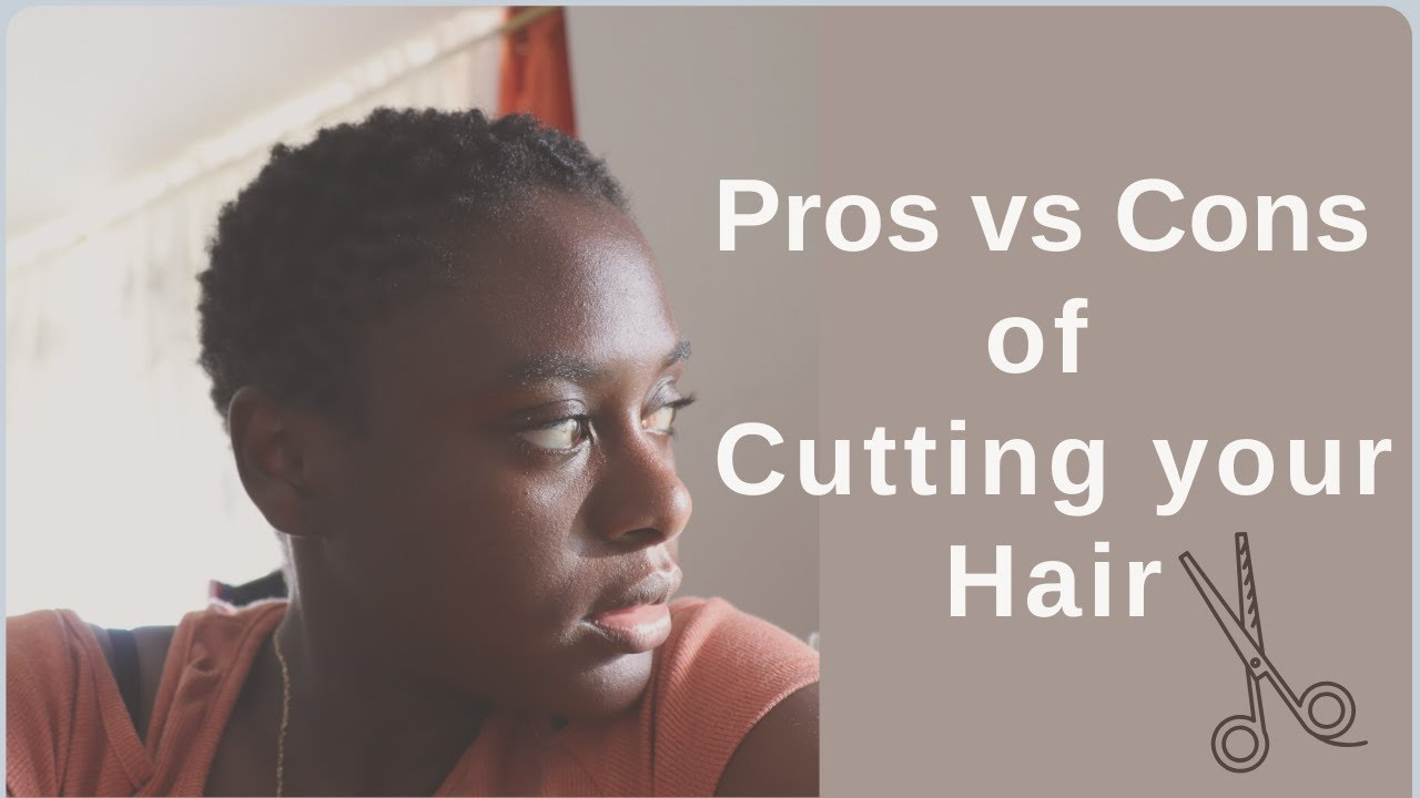 PROs vs CONs OF CUTTING YOUR HAIR  plus story-time - YouTube
