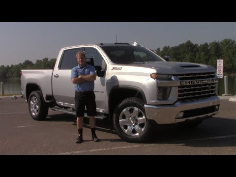 What's New With The 2020 Chevy Silverado 2500HD Duramax Diesel?