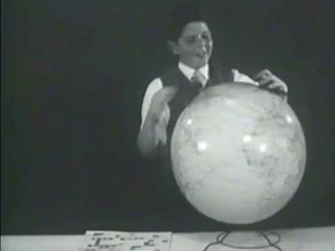 Ideal Blow Up Globe - Best Quality Commercial - Ye Old Movie Vault