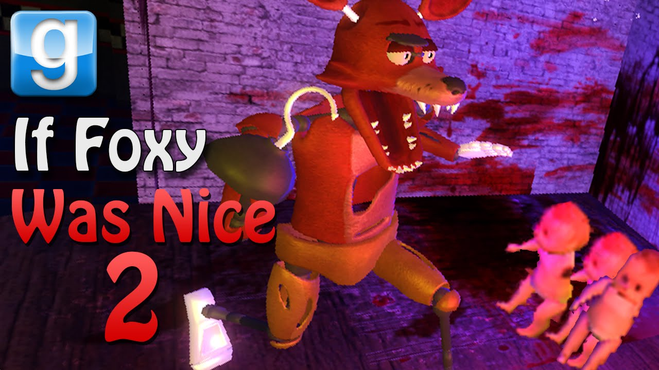 Nice part 2 gmod role play five nights at freddy s mod youtube