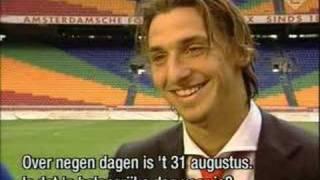Zlatan Interview