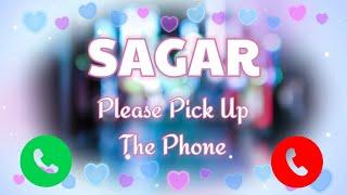 Sagar Name Ringtone   Mr Sagar Please Pick Up The Phone   Name Ringtone   Ringtone   Sayyed ismail