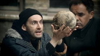 Скачать David Tennant As Hamlet Alas Poor Yorick Speech From Act 5 Scene 1