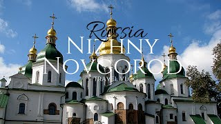 Around the world for 2 years Russia#1 Nizhny Novgorod#4