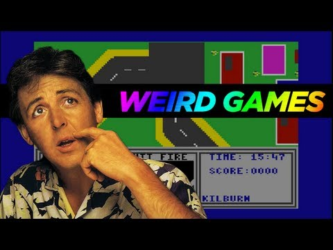 Weird Games: The Terrible Tie-In To That Terrible Movie Starring Paul McCartney