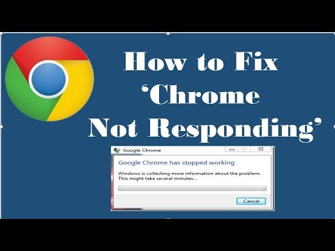 How to Fix Chrome keeps freezing and not responding Error