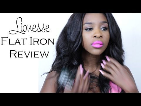 lionesse-flat-iron-review