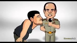 فيديو اللي مني   ههههه احمد شيبه   مسخره