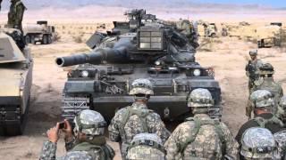 74式戦車の姿勢制御を初めて見る米陸軍兵士達 thumbnail