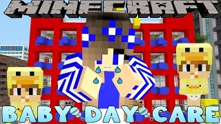 Minecraft-Baby Day Care-BABY DUCK GOES MISSING!!