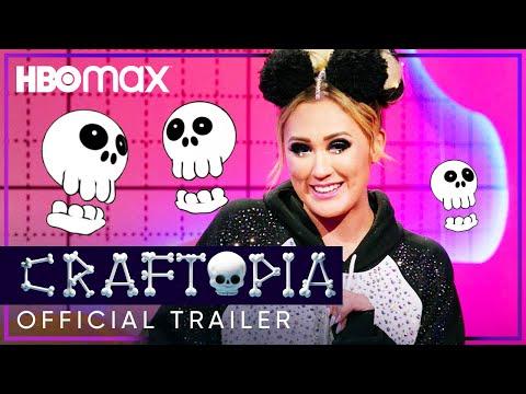 Craftopia - Halloween | Official Trailer | HBO Max