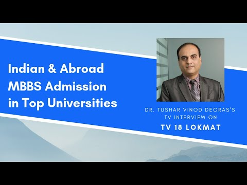 Indian M.B.B.S or Overseas M.B.B.S Admission in Top Universities