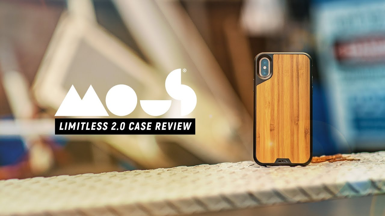 new style 5ce11 31665 Protect Your iPhone XS! (Mous Limitless 2.0 Case Review)