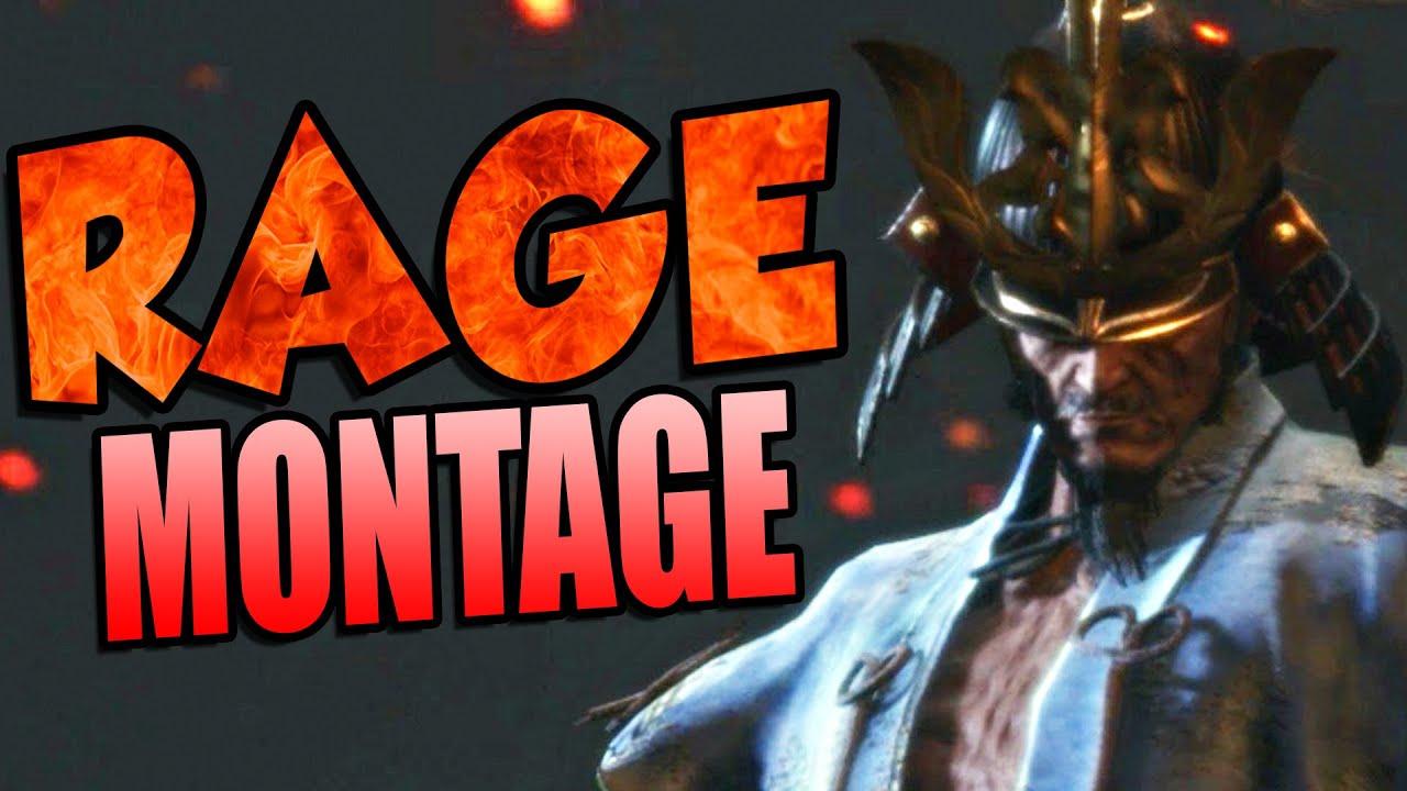 Sekiro Final Boss - Rage Montage