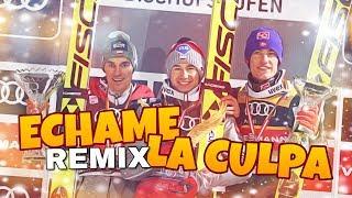 Kamil Stoch ft. Luis Fonsi - Échame La Culpa (ft. Dawid Kubacki & Piotr Żyła)