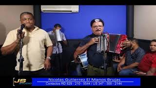 Nicolas Gutierrez Anselma En Vivo JS Studio