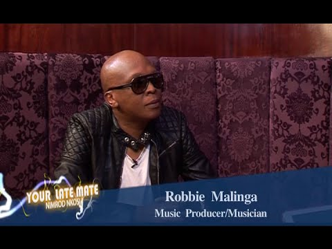 Your Late Mate With Nimrod Nkosi | Robbie Malinga