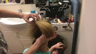 Прическа Для Бальных Танцев Ballroom Hairstyle