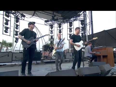 Cold War Kids - First (Live at Hangout Fest 2015)