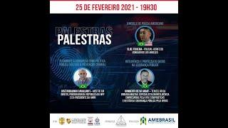 Quarto dia do 1º Congresso Internacional On line de Ciências Policiais   Editado