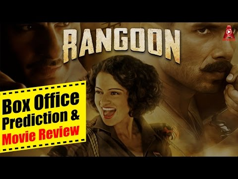 Rangoon Movie Review | Saif Ali Khan | Shahid Kapoor | Kangana Ranaut | Vishal Bhardwaj