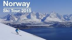 Norway Ski Tour 2015 - Lyngen Alps Version 2