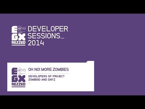 Oh no! More zombies - EGX Rezzed 2014