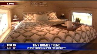 Tiny Homes All The Rage In Arizona