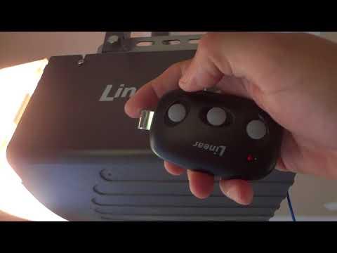 Linear Megacode MCT-3 Remote Programming
