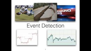 Intro to Event Detection in Social Media