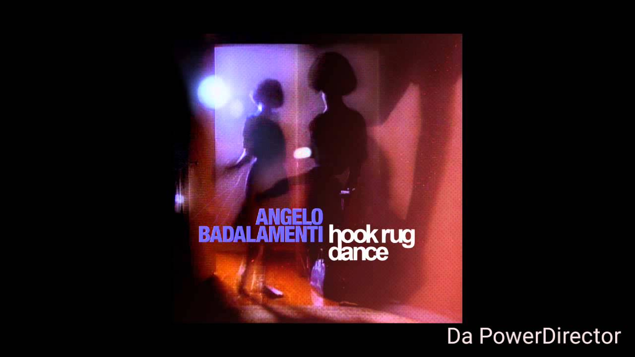 Twin Peaks Hook Rug Dance You