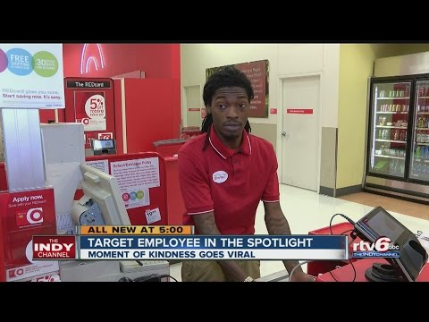 Target Employee In The Spotlight