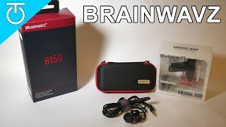 BRAINWAVZ B150 Earphone Review & Krudul Duo Earphone Hanger Review