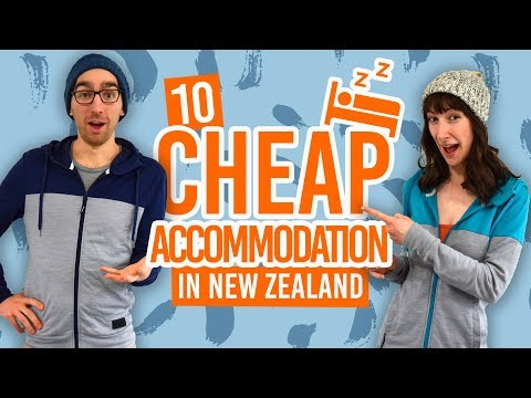 10 Types Of Cheap Accommodation In New Zealand